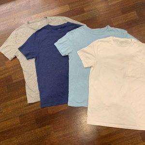 J Crew: Lot of 4 Men's Small T-Shirts